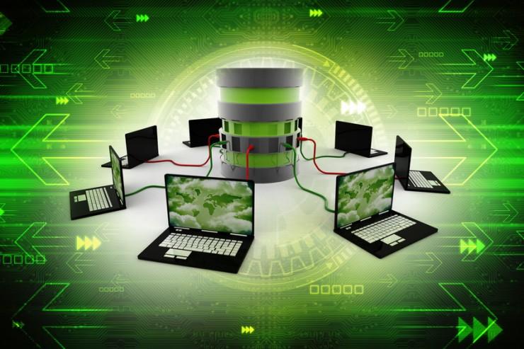 Computer Network / © jijomathai / Fotolia.com.