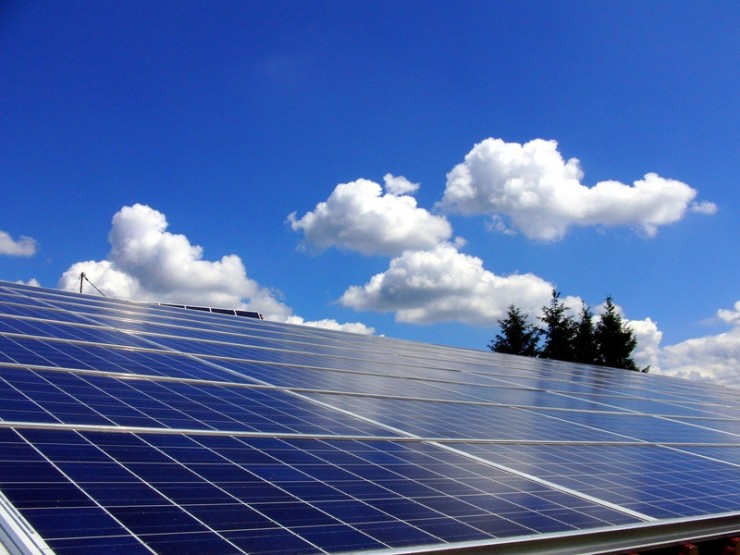 Solarzellen im Schwarzwald / © window / Fotolia.com.