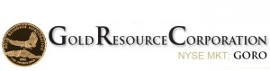 GoldResourceCorporation Logo