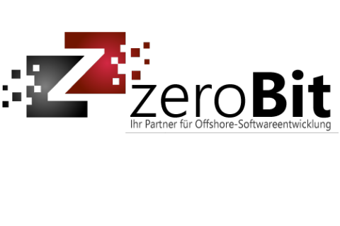 zerobit Logo / Riess Business Group GmbH