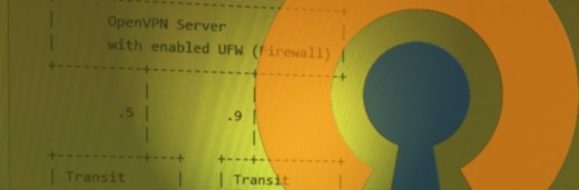 OpenVPN UFW Routing © Maximilian Riess / Riess Group.